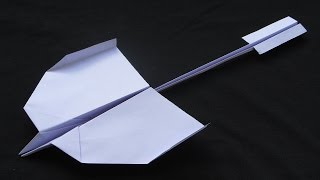 Download How to make a paper airplane that flies far - BEST paper airplanes in the world . Martin Video