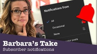 Download How YouTube Notifications Work | Responding to Community Concerns Around Notifications Video