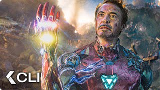 Download I Am Iron Man Snap Scene - AVENGERS 4: Endgame (2019) Video