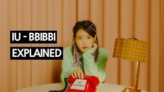 Download IU - BBIBBI Explained by a Korean Video