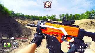 Download Nerf Gun Game 2: Call of Duty | First Person Shooter Video