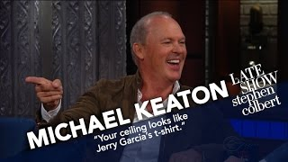 Download Michael Keaton's Real Name Was Taken By Another Movie Star Video