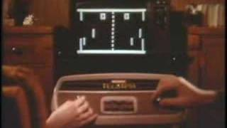 Download COLECO TELSTAR PONG GAME CLASSIC COMMERCIALS TV SHOWS NEWSREELS on DVDS at TVDAYS Video