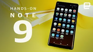 Download Samsung Galaxy Note 9 Hands-On Video