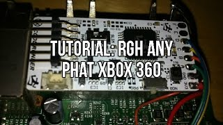 Download Tutorial How To RGH Any Phat Xbox 360 On Current Dash Reset Glitch Hack May 2013 Video
