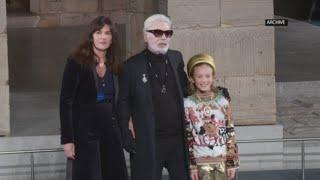 Download Karl Lagerfeld's fashion legacy Video