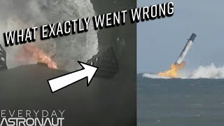 Download What Exactly Caused SpaceX's Falcon 9 Landing Failure Video