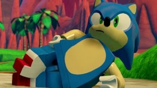 Download LEGO Dimensions - Sonic Adventure World - Races & Restorations Video