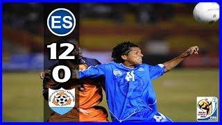 Download El Salvador [12] vs Anguilla [0] : 2.6.2008 : WCQ2010 Video