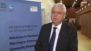 Download Tsunami Symposium - Interview with Vladimir Ryabinin Video