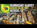 Download Direct Hit from Hurricane Harvey (Refugio, TX) 8/26/2017 ** Extended Version ** Video