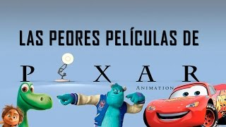 Download Las peores películas de PIXAR // TopGeek Video