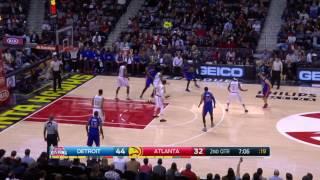Download Detroit Pistons at Atlanta Hawks - December 2, 2016 Video