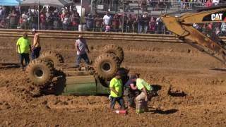 Download Crash at Virginia Motor Speedway Oct 16 '2016 (Mud Bog) Video
