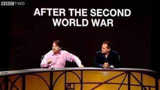 Download David Mitchell Argues About Naming of WWI - QI - Series 9 Ep 2 - BBC Two Video