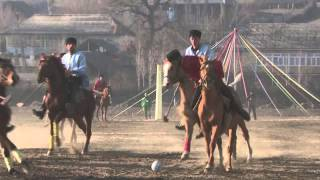 Download Chovqan, a traditional Karabakh horse-riding game in the Republic of Azerbaijan Video