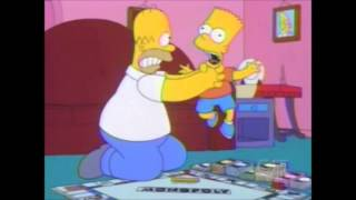 Download The Simpsons - Monopoly Night Video