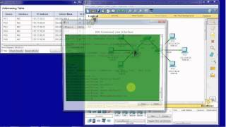 Download Cisco Packet Tracer Activity 3.2.1.7 - Configuring VLANs Video