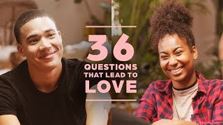 Download Can 2 Strangers Fall in Love with 36 Questions? Russell + Kera Video