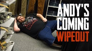 Download ANDY'S COMING CHALLENGE! (IN PUBLIC) Video