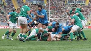 Download Short Highlights: Italy 10-63 Ireland | RBS 6 Nations Video