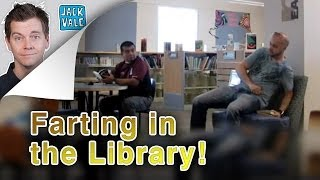 Download Farting in the Library (The Pooter Episode 97) Video