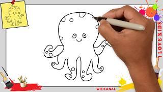 Biene Zeichnen Schritt Für Schritt Für Anfänger Kinder Zeichnen
