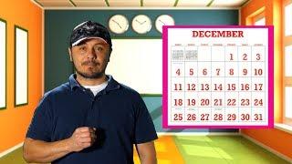 Download Pronunciación de los días y meses en Inglés - Básico... pero muchos lo dicen mal. Video