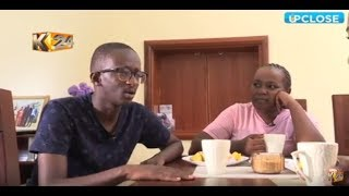 Download Up Close With Njugush and Wakavinye on Weekend With Betty PART 1 Video