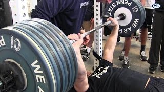 Download Pen state bench press workout Video