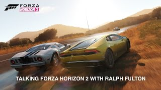 Download Forza Horizon 2 Exclusive Interview with Ralph Fulton Video