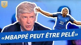 Download Wenger : ″Mbappé peut être Pelé, il n'a pas de limite dans son jeu″ Video