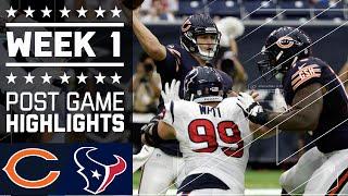 Download Bears vs. Texans | NFL Week 1 Game Highlights Video