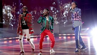 Download Migos Performs 'Bad and Boujee'! Video