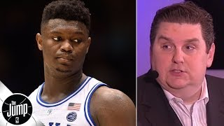 Download Zion Williamson could force his way off the Pelicans - if he wants to   The Jump Video