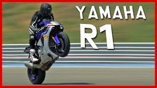 Download Essai Yamaha R1 : Une moto chirurgicale ! (English Subtitles) Video