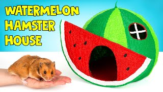 Download Using 3D Pen To Create A Watermelon House For A Hamster Video