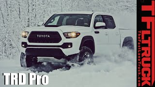 Download 2017 Toyota Tacoma TRD Pro: Everything You Ever Wanted to Know Video