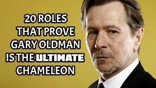 Download 20 Roles That Prove Gary Oldman Is The Ultimate Chameleon Video