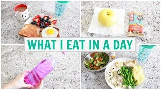 Download What I Eat In A Day (Healthy Student Meals) Video