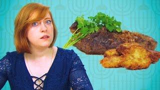 Download Irish People Taste Test Hanukkah Food Video