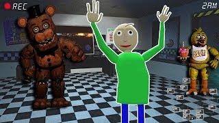 Download FIVE NIGHT'S AT FREDDY'S SURVIVAL! - Garry's Mod Sandbox Gameplay - FNAF Gmod Game Mode Video