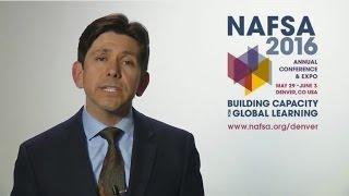 Download NAFSA 2016 Annual Conference & Expo Invitation Video