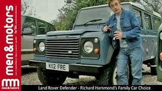 Download Land Rover Defender - Richard Hammond's Family Car Choice Video