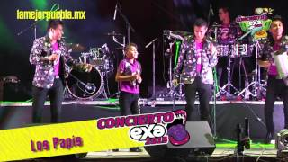 Download Los Papis / Concierto Exa 98.7 FM Puebla / Destellos Gruperos Video