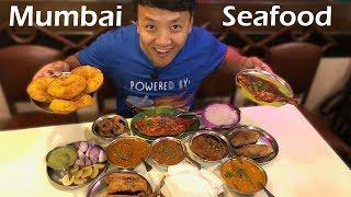 Download Street Food & Insane SEAFOOD in Mumbai India Video