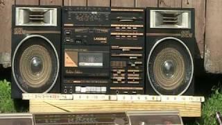 Download LASONIC LPC-85 boombox cassette 3-piece Video