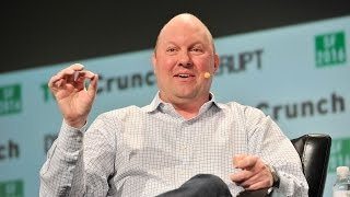 Download Goals vs Tactics with a16z's Marc Andreessen at Disrupt SF Video
