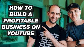 Download How to Turn Your YouTube Channel Into a Profitable Business — Evan Carmichael Interview Video