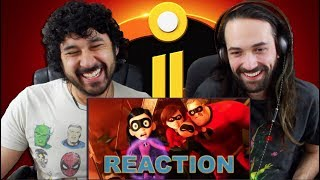 Download INCREDIBLES 2 Official TRAILER REACTION!!! Video
